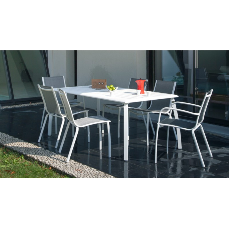 Table azuro 180cm for Table 180 cm