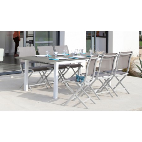 Table Florence 180/240 cm