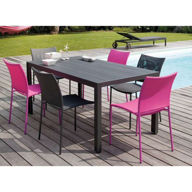 beautiful table et chaises de jardin kettler contemporary awesome interior home satellite. Black Bedroom Furniture Sets. Home Design Ideas