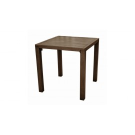 Table Milano carrée 73cm