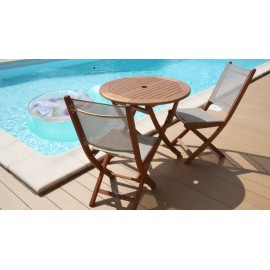 Table ronde Sophie 80 cm