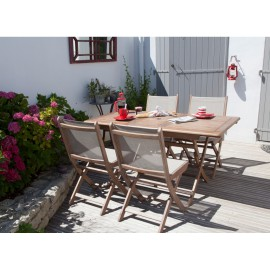 Lot de 2 chaises Theria