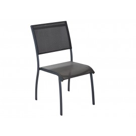 Lot de 2 chaises empilables Elegance