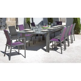 Table Aurore 214/311 cm